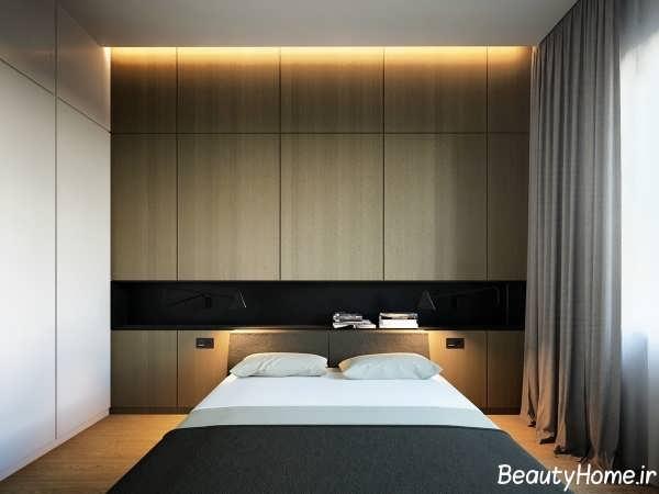 نورپردازی با ایده های متفاوت برای اتاق خواب