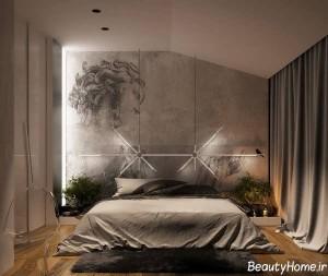 طراحی نورپردازی داخلی برای اتاق خواب