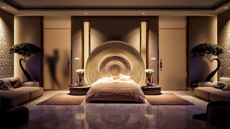 نورپردازی اتاق خواب با ایده های خلاقانه