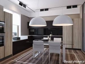 طراحی دکوراسیون داخلی آشپزخانه