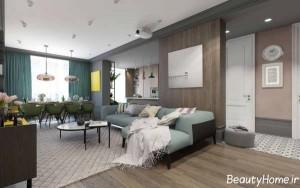 دکوراشیون داخلی شیک و زیبا برای منزل