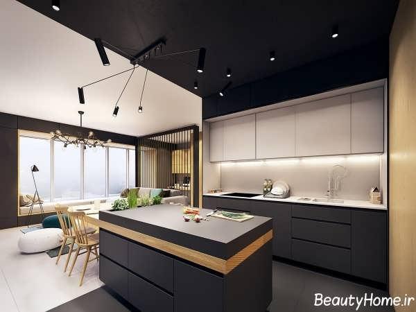 دکوراسیون داخلی منزل با طراحی ایده آل