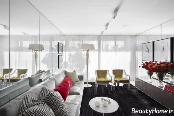 مدرن ترین انواع معماری های زیبا داخلی ساختمان