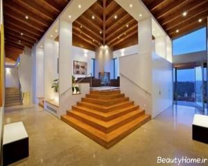 بی نظرترین معماری مدرن داخلی ساختمان