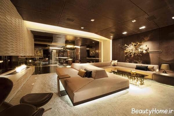 جذاب ترین طراحی معماری داخلی