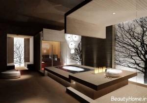 معماری های ایده آل و متفاوت داخلی ساختمان
