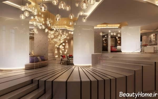 متفاوت ترین معماری مدرن داخلی ساختمان در سراسر دنیا