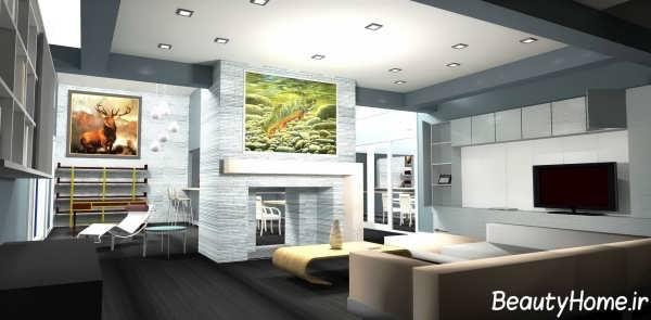معماری های داخلی خانه جدید