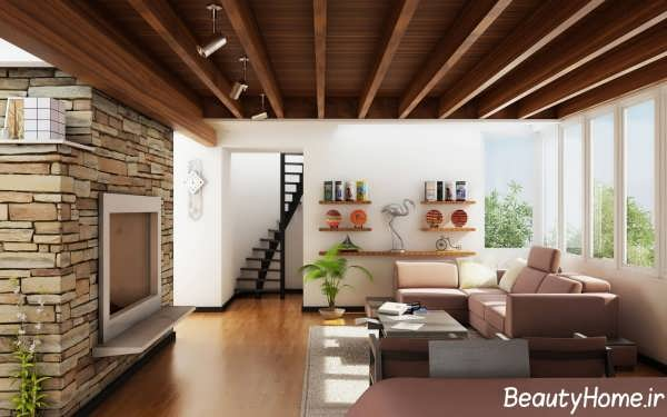 معماری بی نظیر داخلی