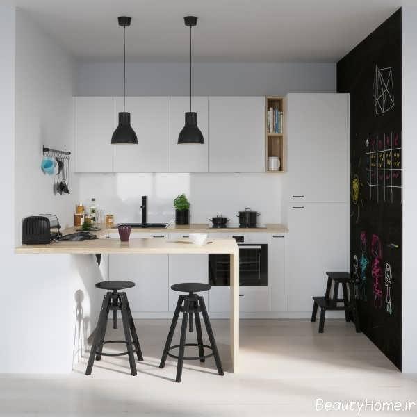 برترین طراحی چیدمان مدرن آشپزخانه