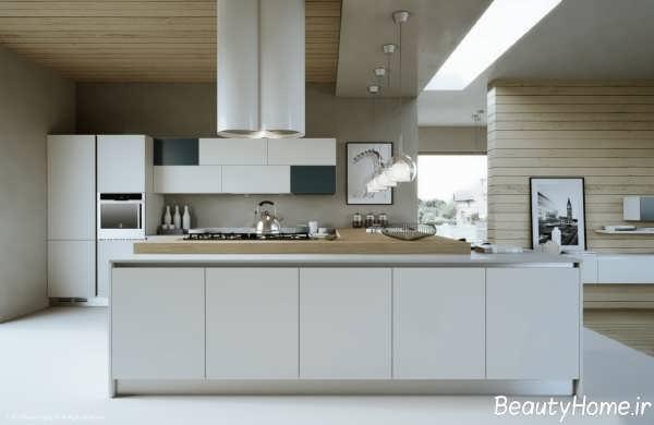 برترین و جدیدترین طراحی های مدرن آشپزخانه