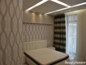 طرح های جالب کناف های متنوع برای اتاق خواب