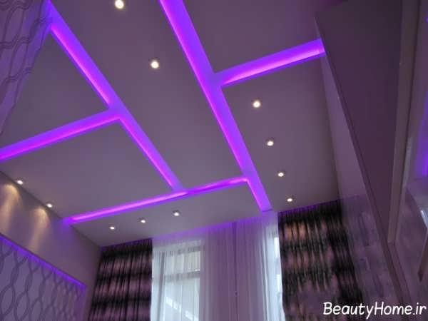 ایده هایی برای طراحی کناف اتاق خواب
