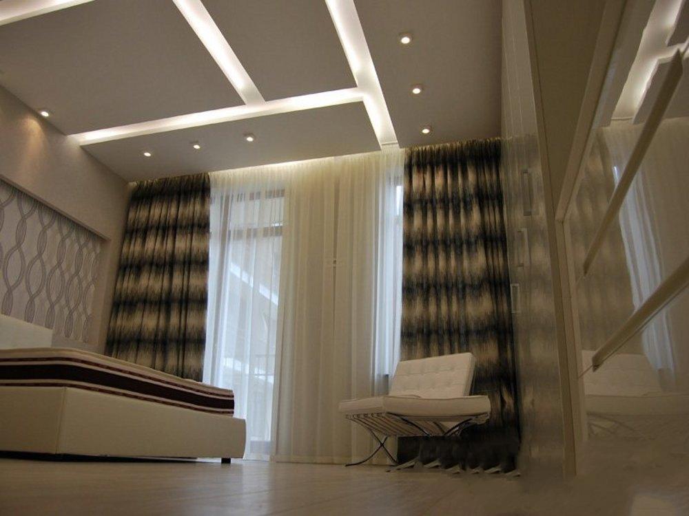 کناف اتاق خواب با طرح های شیک