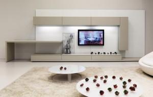 انواع میز ال سی دی دیواری شیک و مدرن