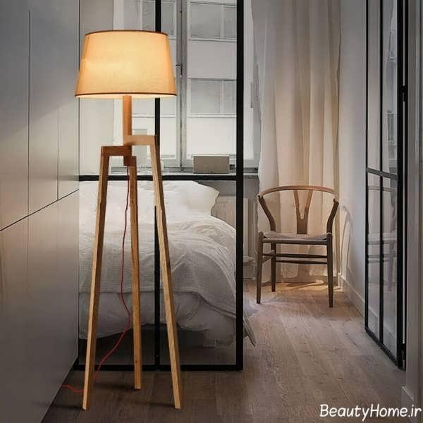 مدل های متنوع آباژور برای اتاق خواب