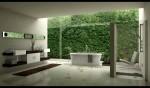 دکوراسیون حمام های لوکس و مدرن