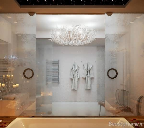 طراحی دکوراسیون برای حمام