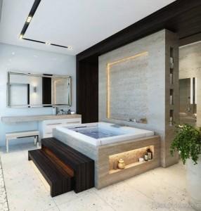 دکوراسیون حمام زیبا