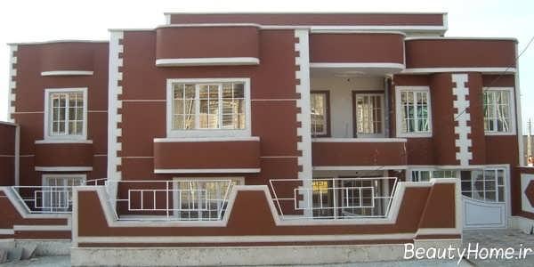 نمای ساختمان مینرال