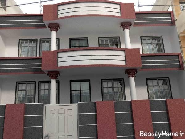 نمای بیرونی مینرال برای ساختمان