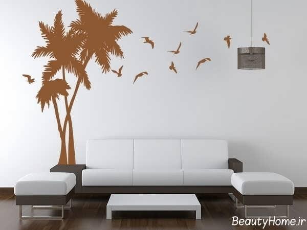 ایده های جذاب برای نقاشی بر روی دیوار