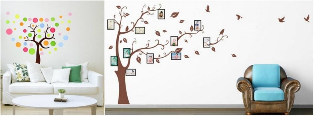 نقاشی روی دیوار با ایده های خلاقانه و جالب