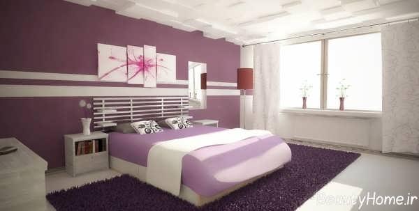 چیدمان وسایل اتاق خواب با ایده های مدرن