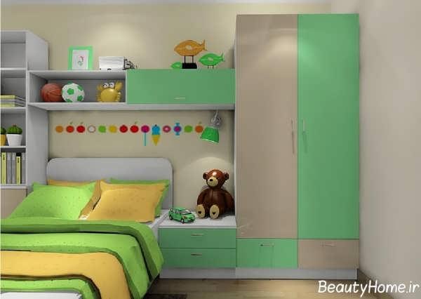 سرویس خوای زیبا و مدرن برای کودکان