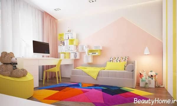 دکوراسیون داخلی اتاق برای کودکان