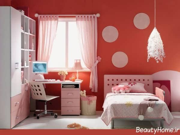 سرویس خواب زیبا و مدرن برای کودکان