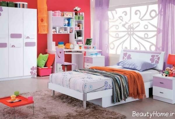 مدل های جذاب سرویس خواب برای بچه ها