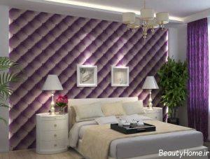 زیباترین طراحی داخلی اتاق خواب