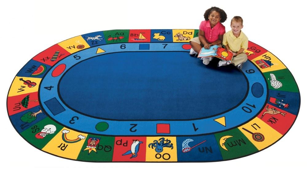 فرش اتاق کودک با طرح های جدید و فانتزی