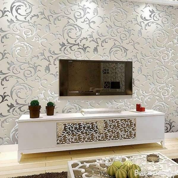 کاغذ دیواری با طرح زیبا و متفاوت