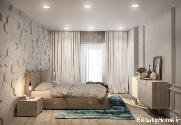 دیزاین زیبا اتاق خواب