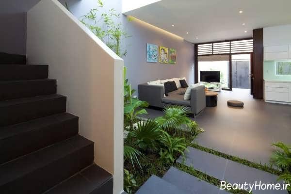 دکوراسیون داخلی منزل با ایده های مدرن