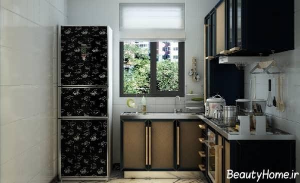 دیزاین کابینت آشپزخانه