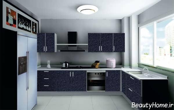 طراحی کابینت های مدرن برای آشپزخانه