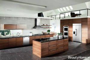 دیزاین کابینت آشپزخانه زیبا