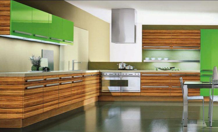 طراحی کابینت آشپزخانه برای آشپزخانه های لوکس و مدرن
