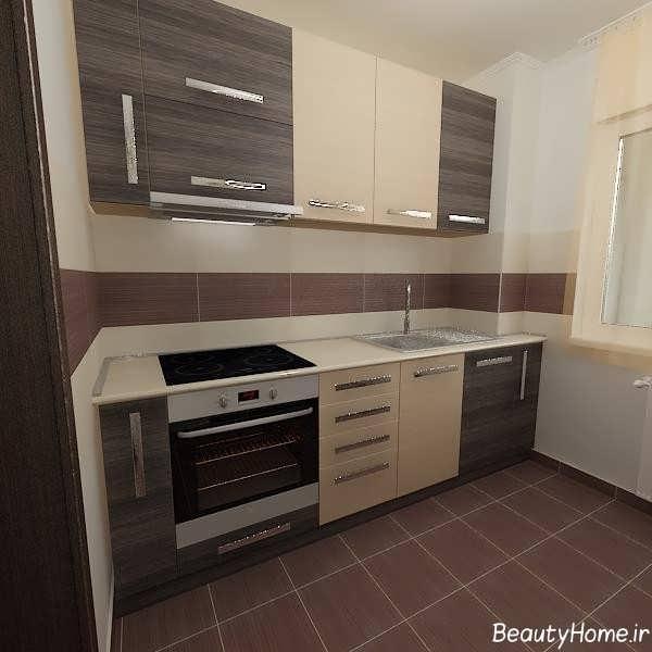 دیزاین کابینت آشپزخانه مدرن و متفاوت
