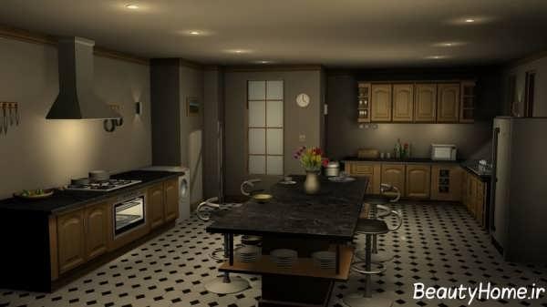 مدل های شیک آشپزخانه