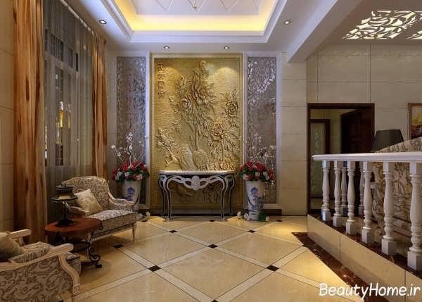 دکوراسین منزل به سبک کلاسیک