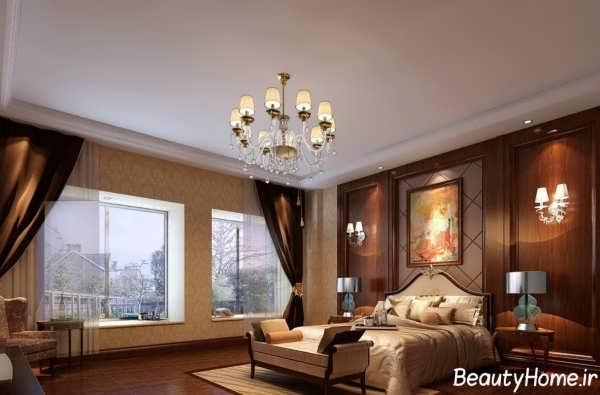 دیزاین دکوراسیون منزل به سبک کلاسیک