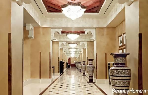 دیزاین هتل با روش های زیبا و متفاوت