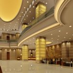 طراحی هتل های لوکس و مجلل