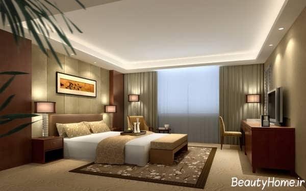 دیزاین اتاق های هتل با روش های جدید