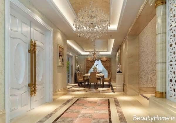 طراحی هتل با ایده های زیبا و جدید
