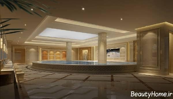 طراحی هتل های لوکس و مدرن